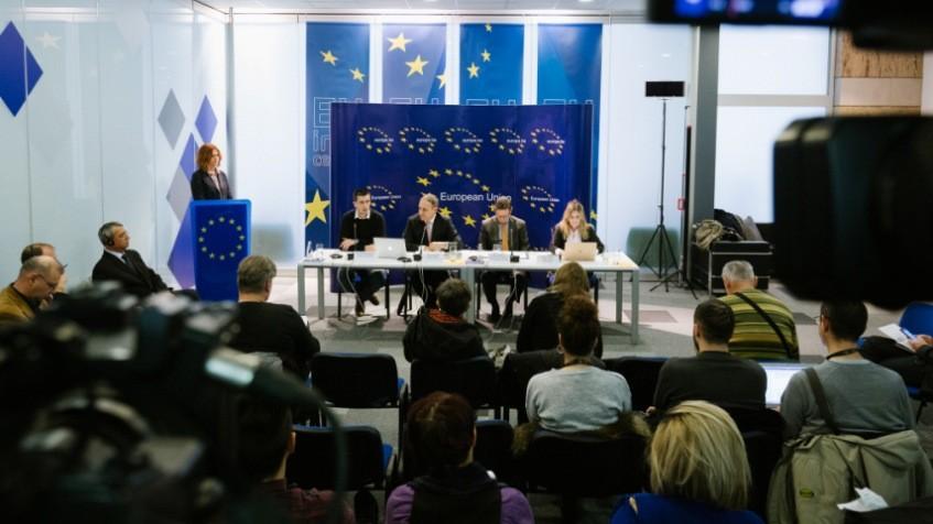 EU finansira tri projekta namijenjena borbi protiv korupcije