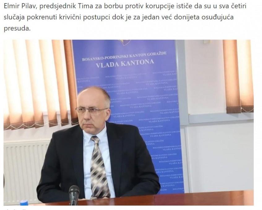 U javnim ustanovama u Goraždu pronađene četiri falsifikovane diplome