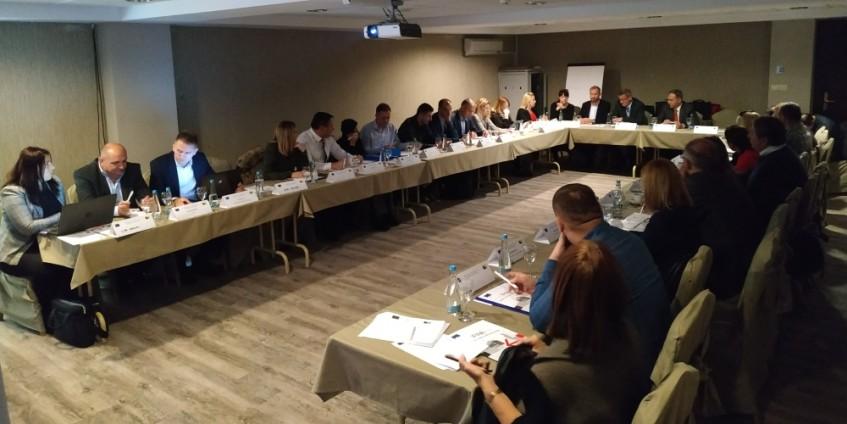 IPAK domaćin sastanka radne grupe za izradu Startegije za borbu protiv korupcije